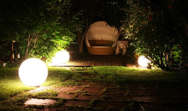 Consejos Para Una Mejor Iluminacion Del Exterior De Tu Casa - Iluminacion-para-exteriores-jardines