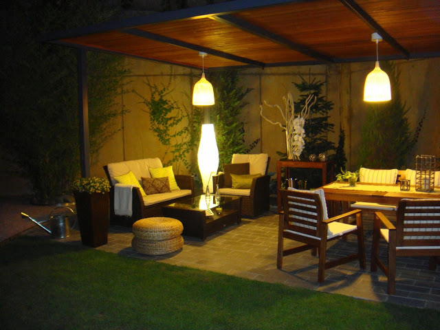 Consejos para una mejor iluminaci n del exterior de tu casa for Lampara para porche exterior