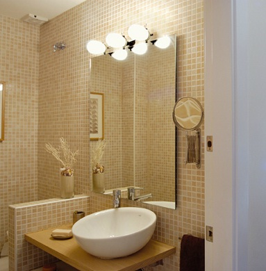 Milan ba o 5833 milan iluminacion lamparas y luz - Lamparas para espejos de bano ...