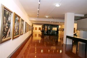museo zabaleta de quesada