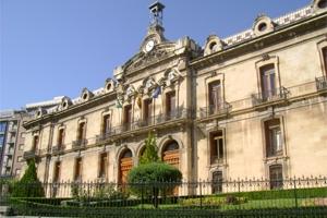 palacio diputacion de jaen