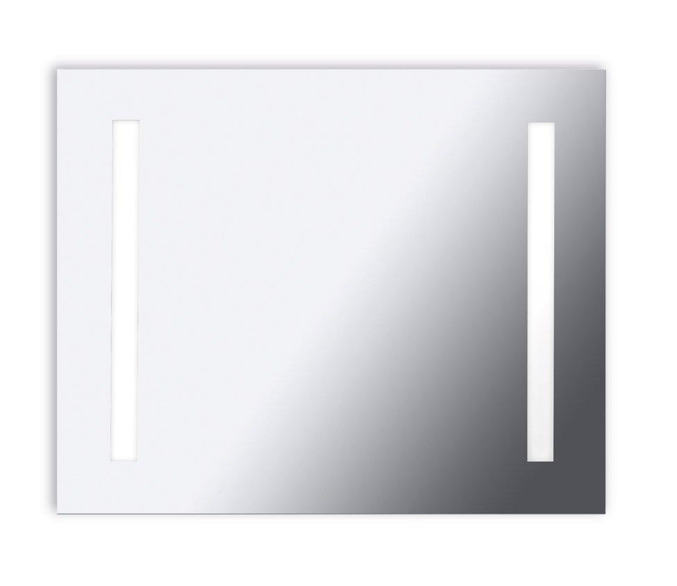 Leds c4 reflex espejo aplique ba o rectangular 55w leds c4 lamparas y luz iluminaci n - Aplique espejo bano ...