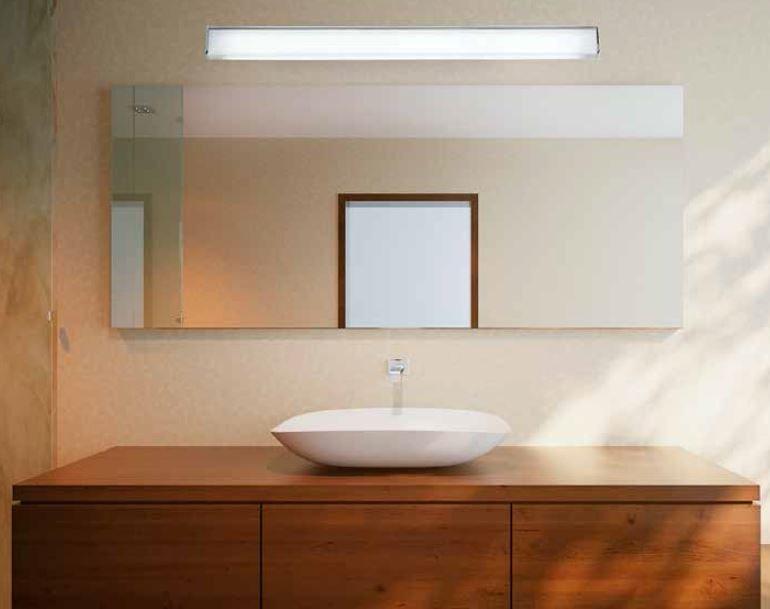 Leds c4 concept aplique ba o 88cm leds c4 lamparas y luz iluminaci n Aplique pared bano