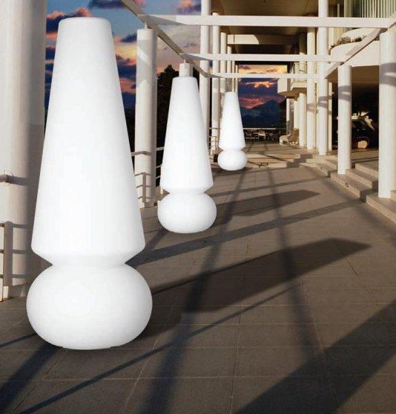 L mpara pie marge polietileno natural man man man man lamparas y luz iluminaci n - Lamparas de polietileno ...