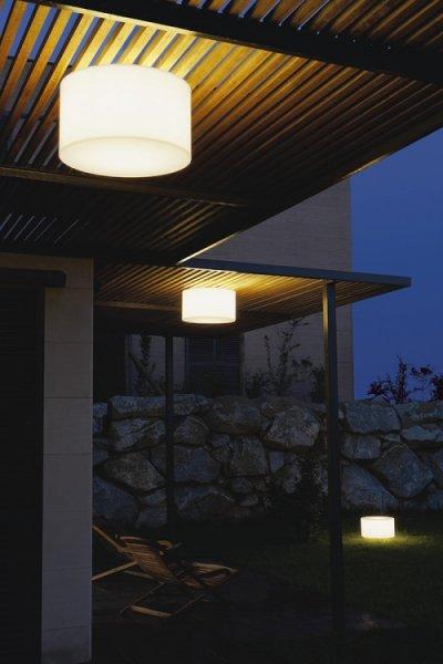 Plaf n exterior harry carpyen carpyen lamparas y luz - Plafones para exteriores ...